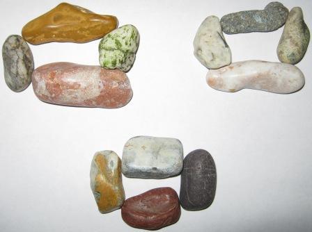 камни для грузиков